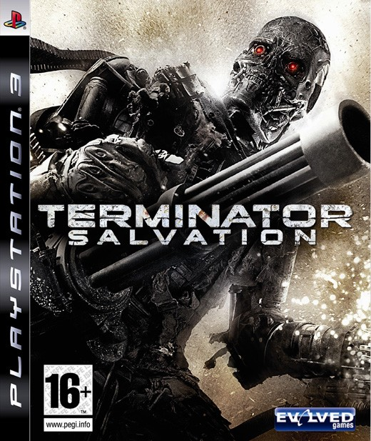 Terminator Salvation: The Game (PS3)
