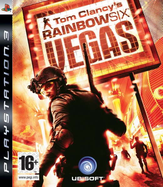 Tom Clancys Rainbow Six Vegas (PS3)