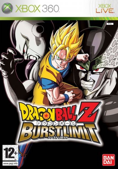 Dragon Ball Z: Burst Limit (X360)