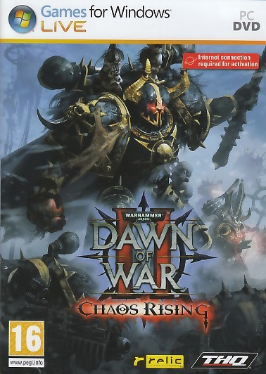 Warhammer 40.000: Dawn of War II - Chaos Rising (PC)