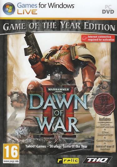 Warhammer 40.000: Dawn of War 2 (PC)