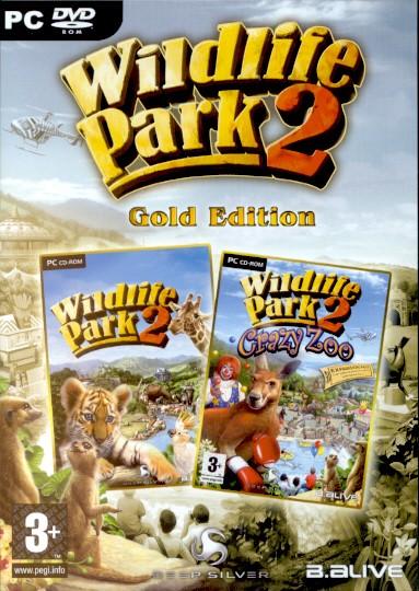 WildLife Park 2 + Crazy Zoo (PC)